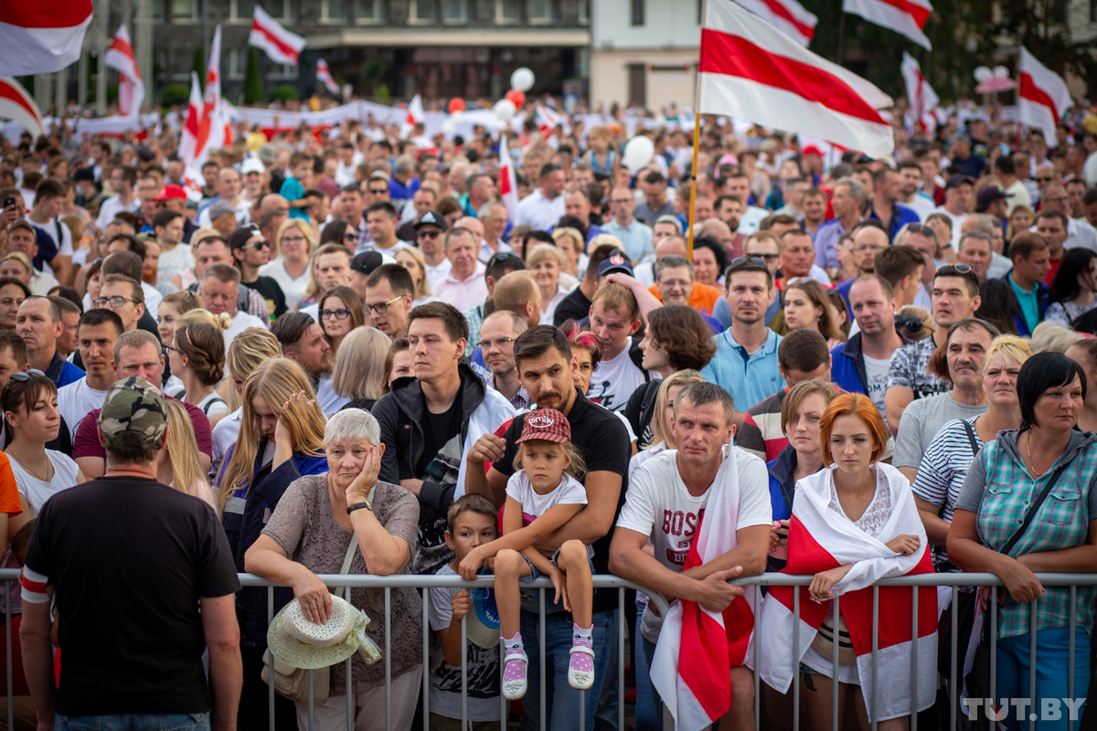 Местные власти Гродно приняли требования протестующих