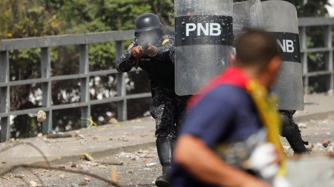 Протесты в Венесуэле: погибли 16 человек