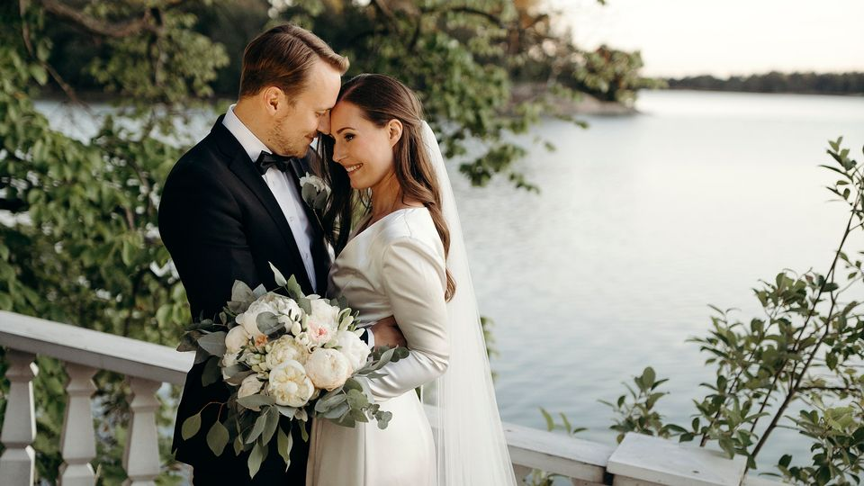 Премьер-министр Финляндии Санна Марин вышла замуж