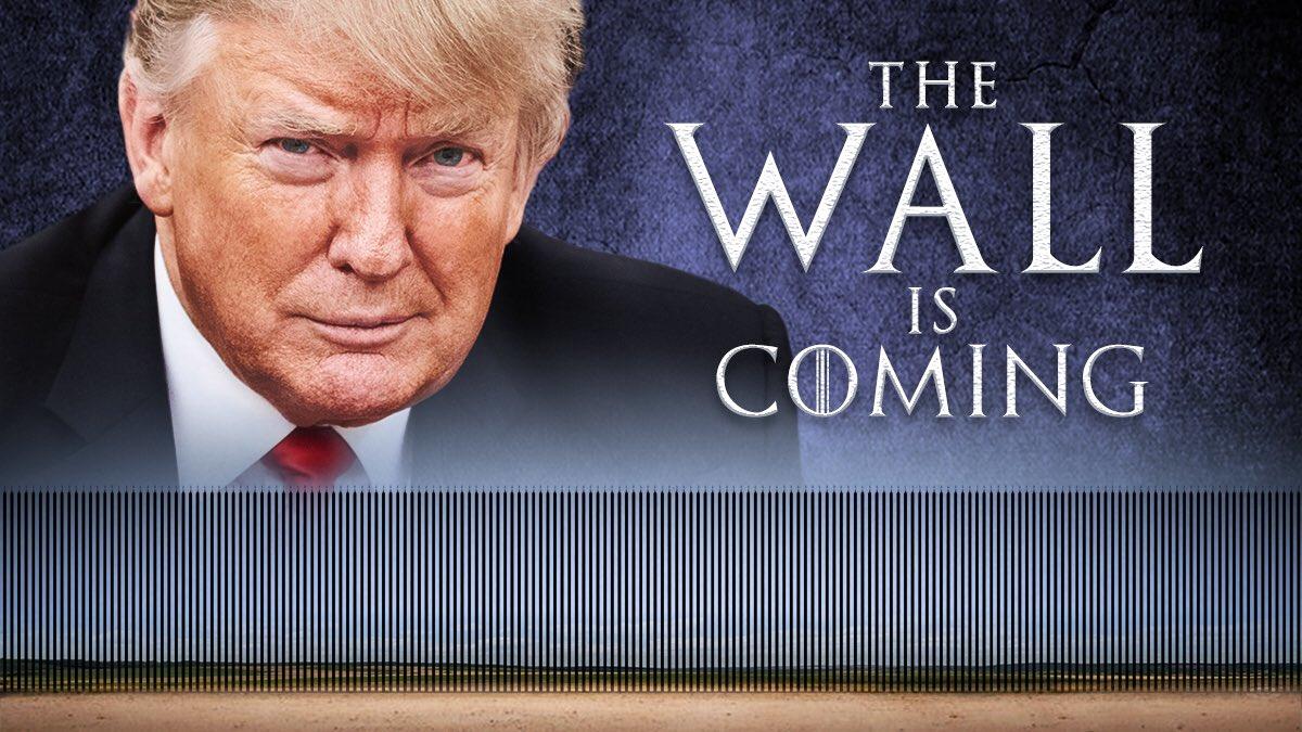 Стена с Мексикой не пустила Трампа в Давос