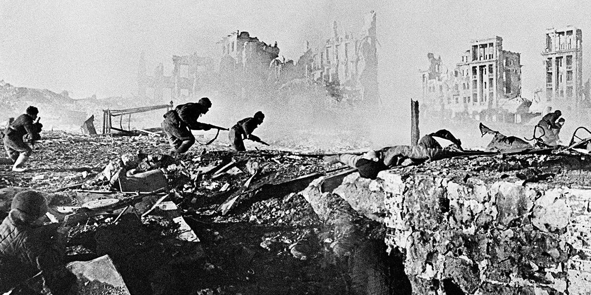 Ошибка разведки. Почему нацисты проиграли битву под Сталинградом, а зате...