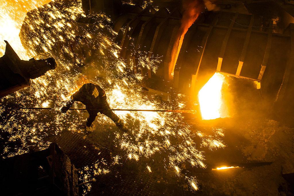 металл, украинская металлургия, экономический кризис, 2020, фото