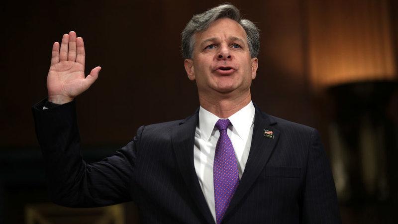 Директор ФБР назвал российское вмешательство в выборы вызовом для америк...