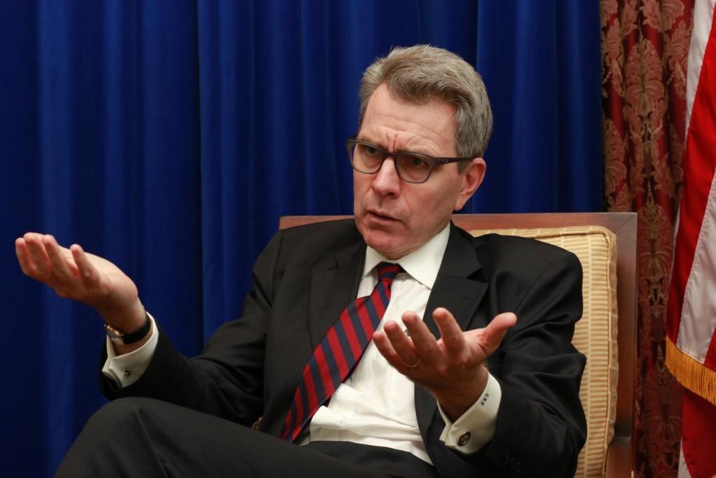 Посол США: Мировое сообщество недостаточно осознает роль РФ в войне в До...