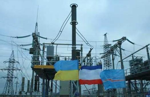 Экспорт украинской электроэнергии замедлился