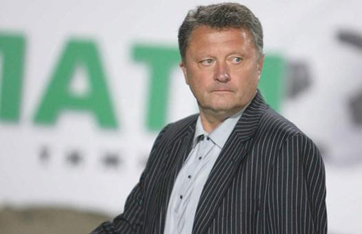 Маркевич не собирается работать со сборной Украины