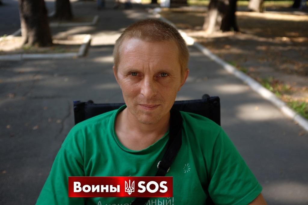Виктор Кузюра, гранатометчик танковой бригады