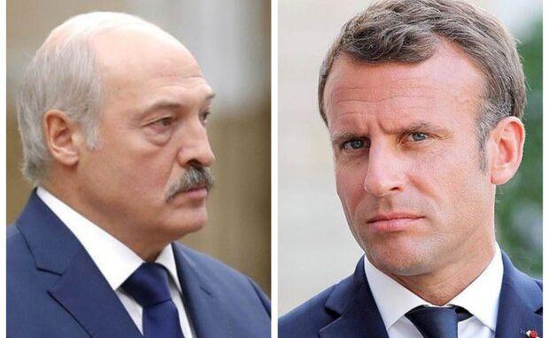 """Лукашенко-Макрону: Как опытный политик """"незрелому"""", советую вам уйти"""
