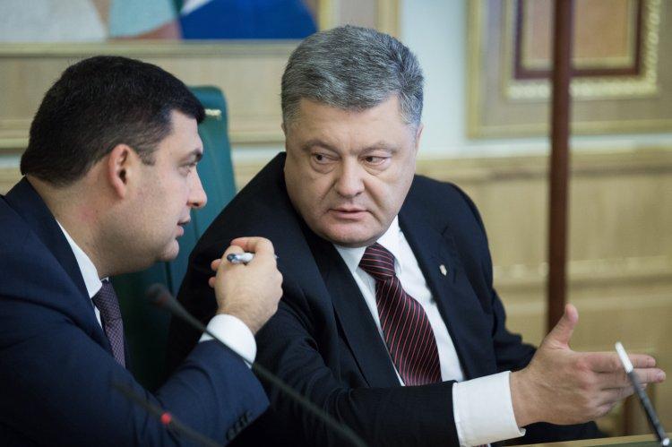 Гройсман после первого тура не заметил, что Порошенко нуждается в поддер...