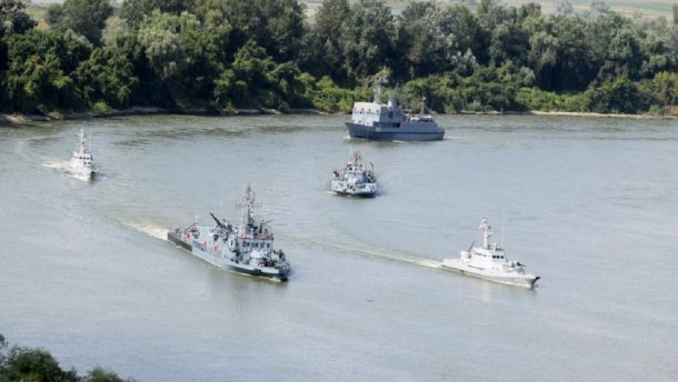 Минобороны показало украинско-румынские военные учения на Дунае