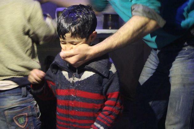 Москва в ответе за химическую атаку в Думе, - Вашингтон