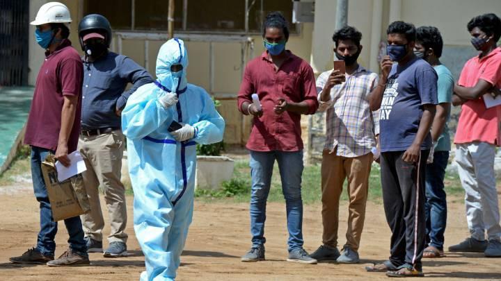 Статистика коронавируса в мире на 31 августа. Индия лидирует по числу но...