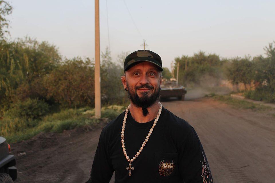 """Я наполовину  еврей. Антоненко прокомментировал """"арийские мотивы"""", пропи..."""