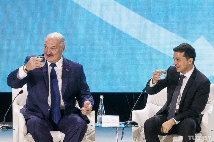 Зеленский поедет в Беларусь с официальным визитом
