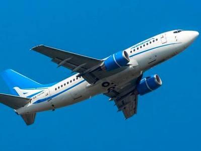 В аэропорту Тбилиси совершил аварийную посадку пассажирский лайнер авиак...