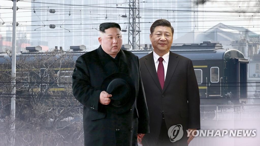 Лидер Китая впервые посетит КНДР