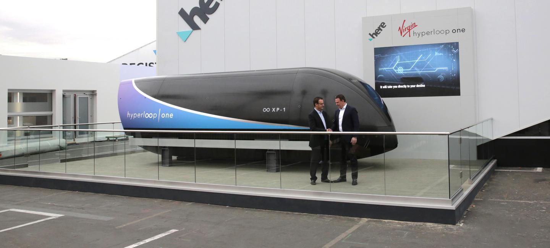 Virgin Hyperloop One получил от инвесторов $170 млн на создание транспор...