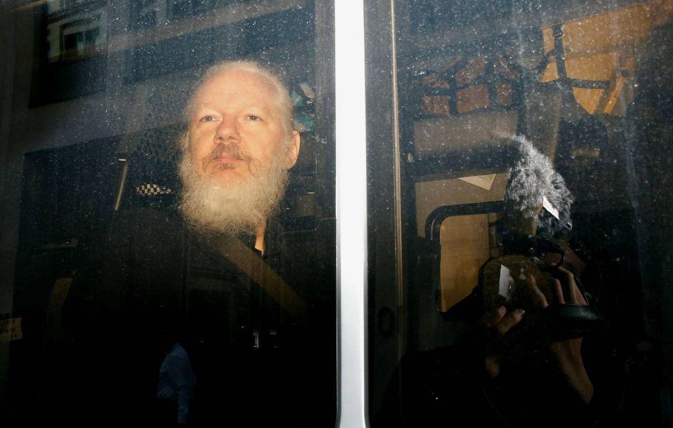 Ассанжу грозит смертная казнь, – WikiLeaks