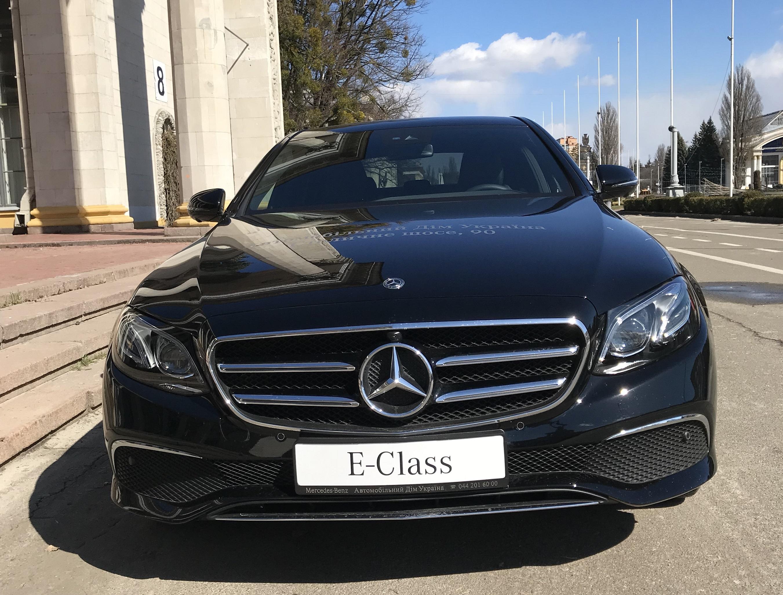 Бизнес-партнер. Почему новый Mercedes-Benz E-Сlass – это не просто средс...