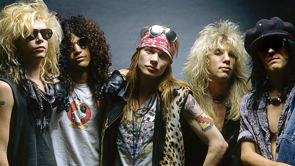 Песня Sweet Child O' Mine группы Guns N' Roses установила рекорд на YouT...