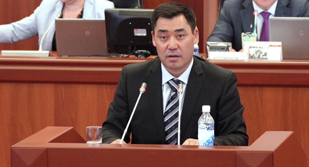 На должность премьера Кыргызстана назначили оппозиционера, освобожденног...