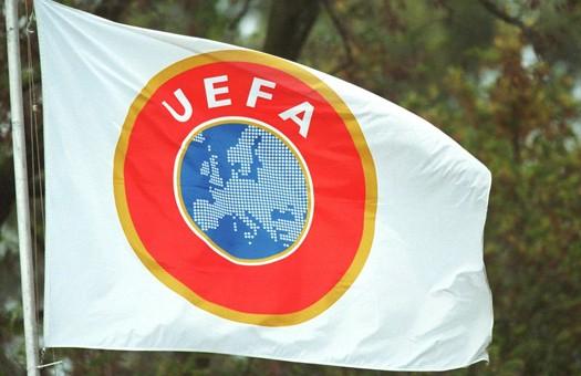 Таблица коэффициентов УЕФА: Украина все так же седьмая
