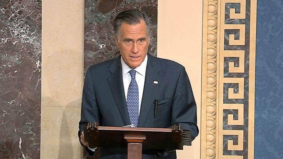 Импичмент Трампа:  сенатор-республиканец впервые заявил, что поддержит о...