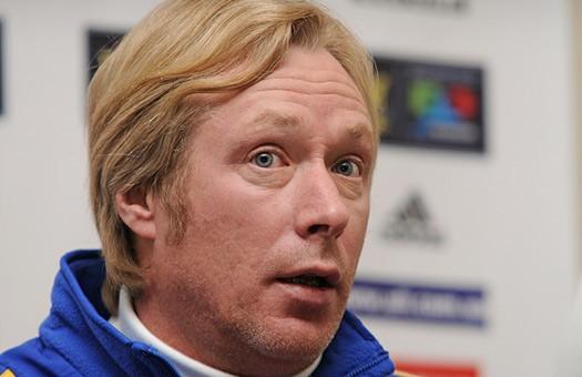Михайличенко готов продолжать работу со сборной