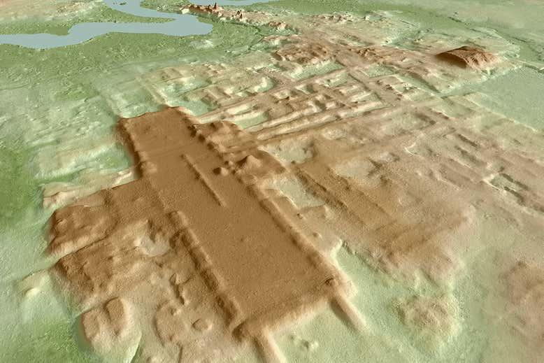 Ученые нашли самый древний памятник цивилизации майя