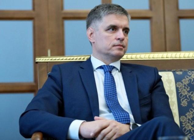 Глава МИД Украины посетит Чехию 4 февраля