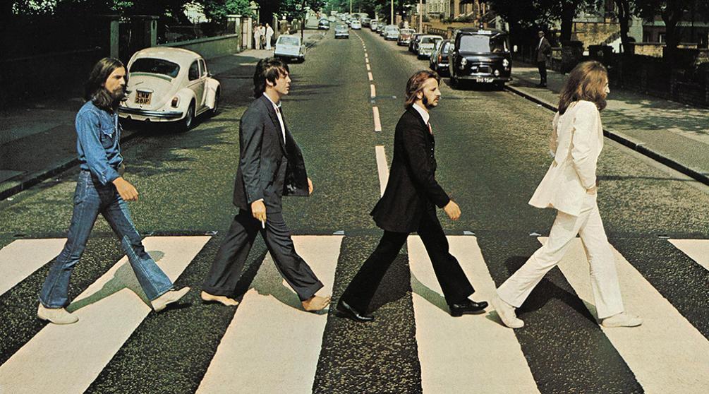 Принц Гарри и Бон Джови повторили легендарную обложку The Beatles