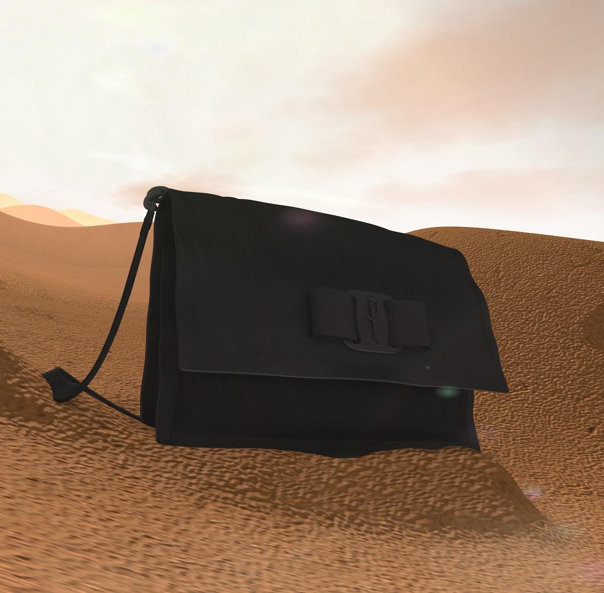 Salvatore Ferragamo представили новую модель сумки
