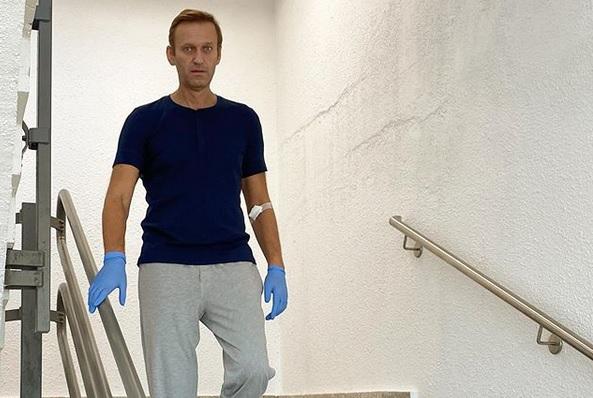 За моим отравлением стоит Путин,  – Навальный