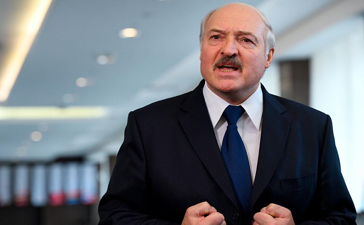 Лукашенко закрывает границы с Польшей и Литвой и усиливает границу с Укр...