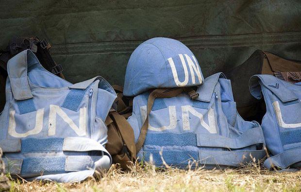 Украина подготовила документы для направления в Донбасс миротворцев ООН,...