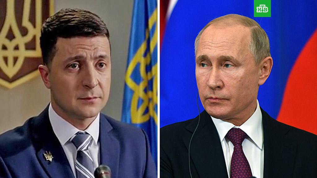 Зеленский будет требовать от Путина компенсации за Крым и Донбасс