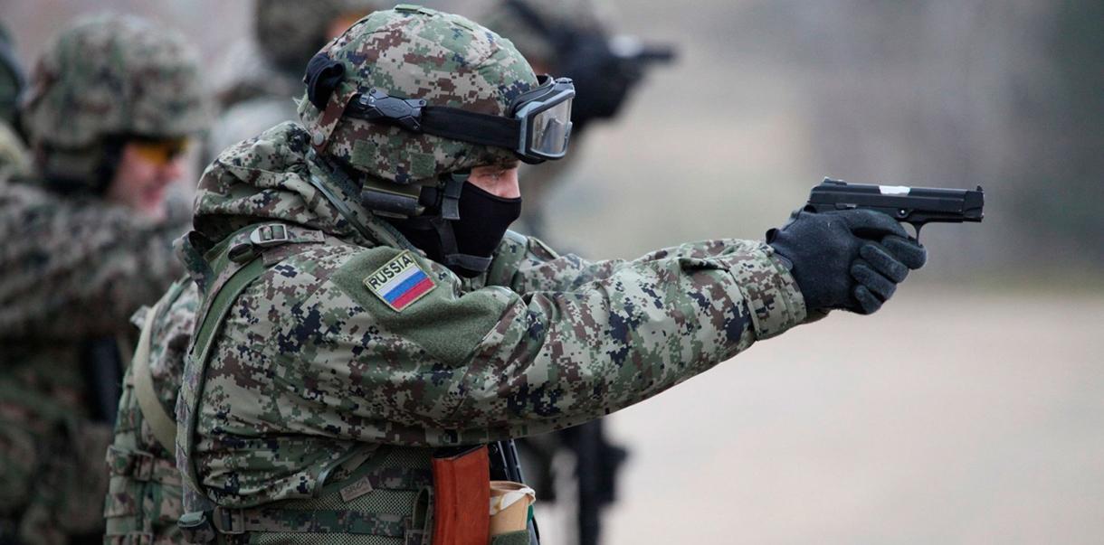 Шойгу назвал милитаризацию границы с Украиной приоритетом для армии РФ