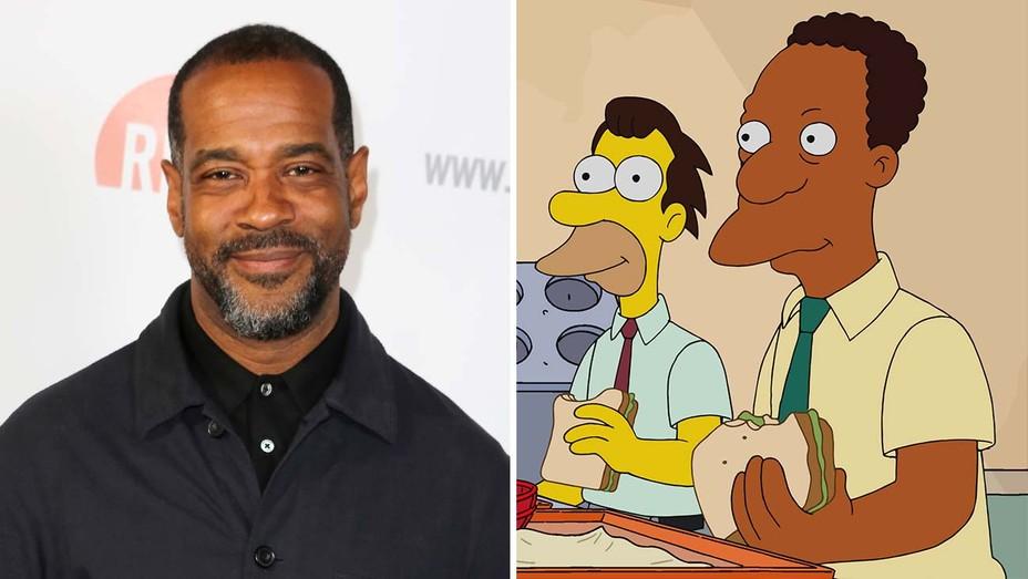 Выполнили обещание: создатели Симпсонов пригласили афроамериканца для оз...