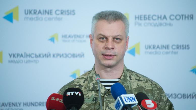 АТО: Более 10 боев произошло в Марьинке и Широкино