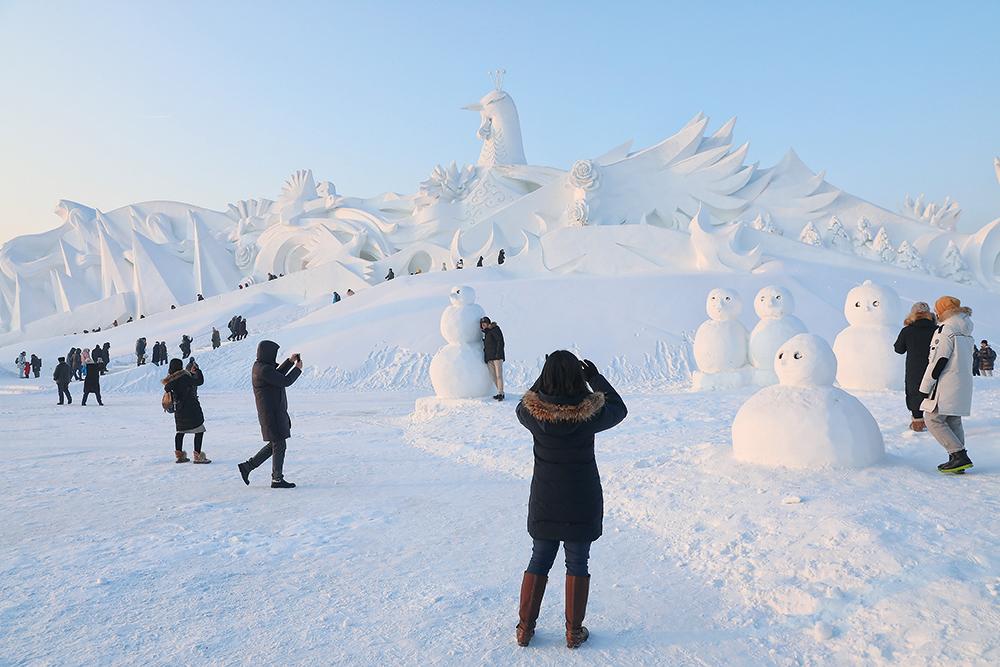 Там, где есть снег. Шесть недорогих мест, куда можно поехать, чтобы почу...