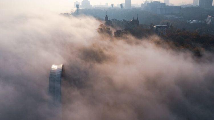 Воздух в Киеве улучшился, но из дома выходить не стоит, – Минздрав