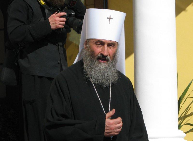 Глава УПЦ МП проигнорировал встречу с папским кардиналом в Киеве