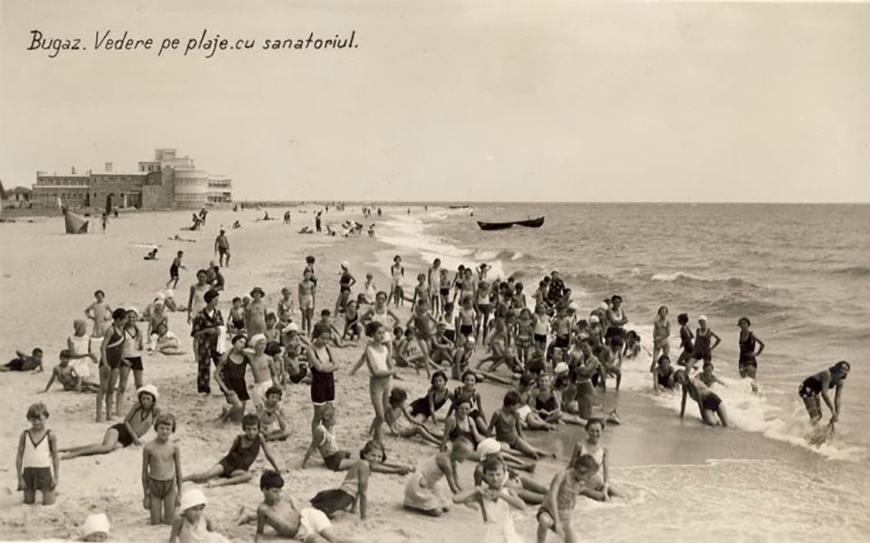 Затока не наша. Как выглядели курорты под Одессой в 1930-х годах