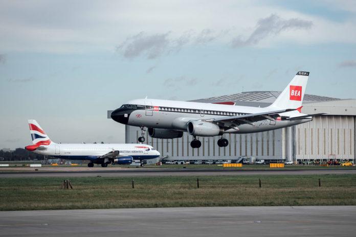 В Украину перестанут летать две авиакомпании