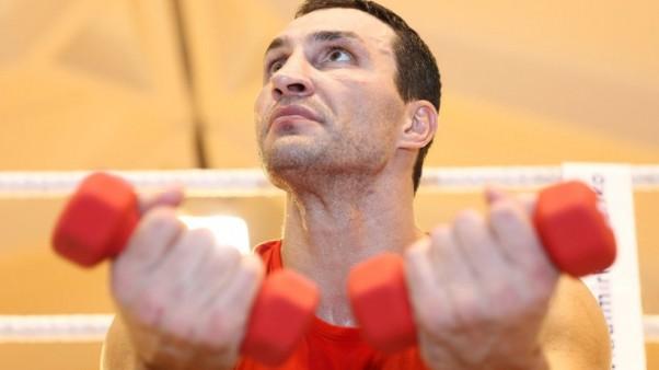 Владимир Кличко проведет бой на НСК Олимпийский 25 мая, — СМИ