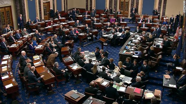 Импичмент Трампа: Сенат вынесет решение 5 февраля