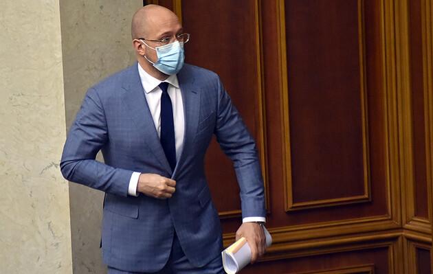 Кабмин выделит деньги на кислород для больниц, принимающих больных COVID...
