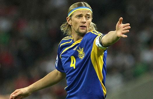 Тимощук объявил о завершении профессиональной карьеры футбольного игрока