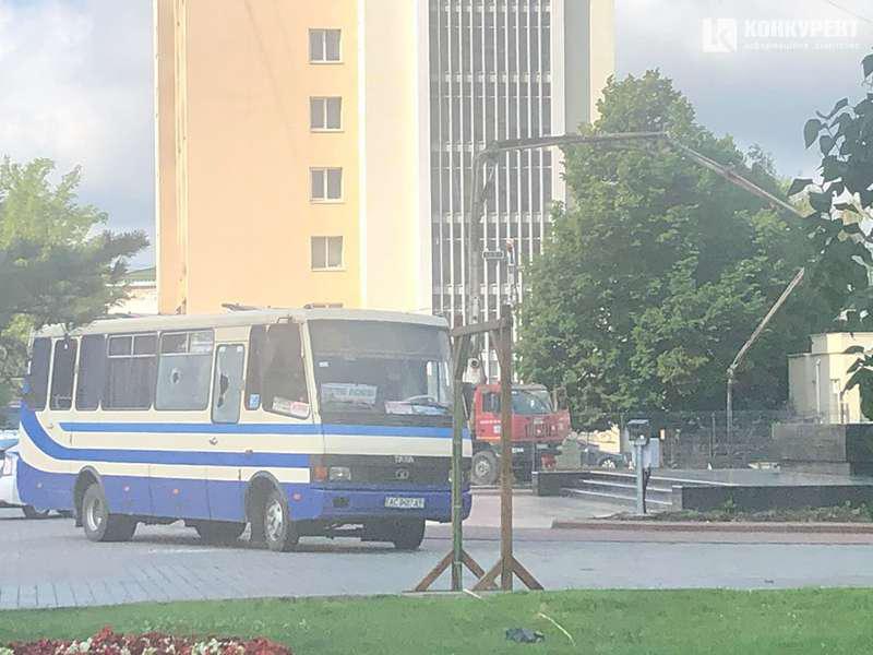 """Луцкий террорист заявил, что заложники в """"плохом состоянии"""""""