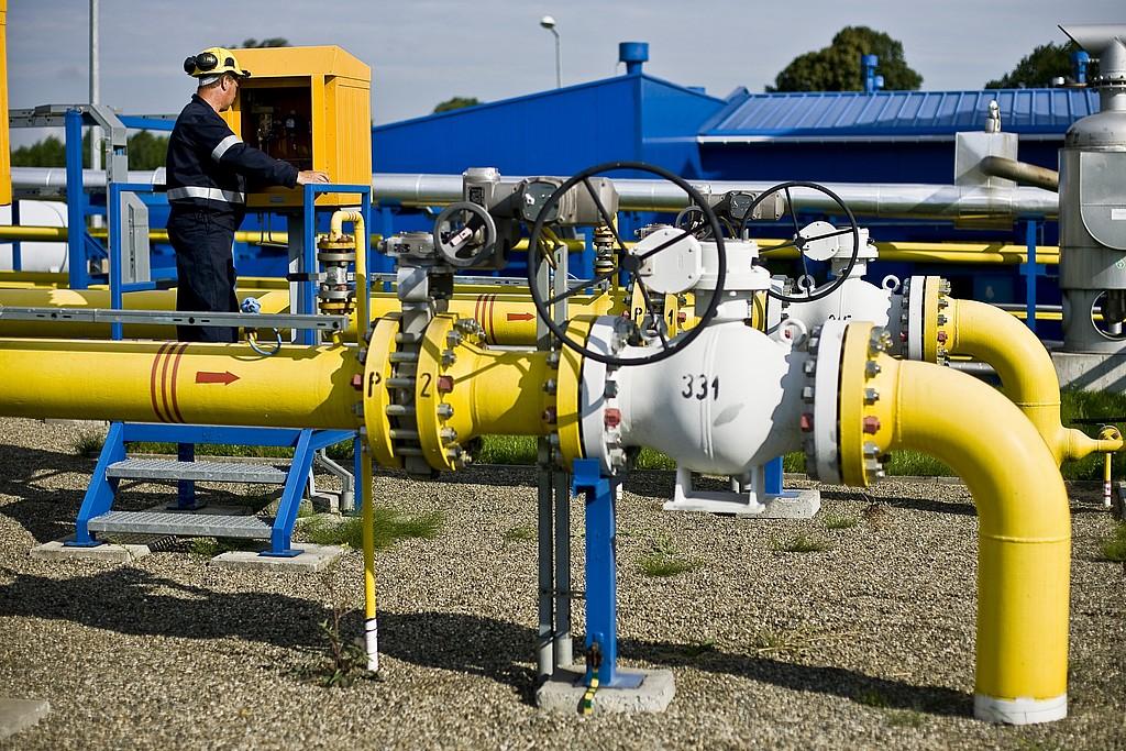 Россия сократила транзит газа через Украину почти на 25%